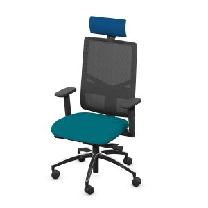 RANWORTH MESH BACK OFFICE CHAIR