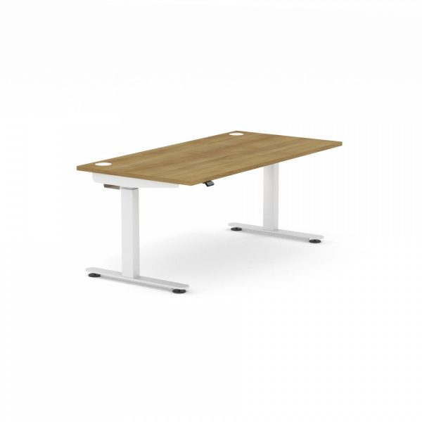 INMOTION RECTANGULAR SINGLE OFFICE DESK