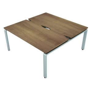 AURABENCH RECTANGULAR OFFICE DESK - SET OF TWO