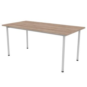 DURABLE RECTANGULAR OFFICE TABLE