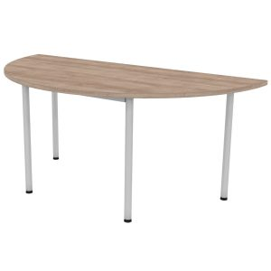 DURABLE SEMI-CIRCULAR OFFICE TABLE
