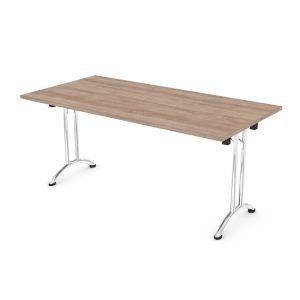 FOLDING RECTANGULAR OFFICE TABLE