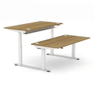 INMOTION RECTANGULAR BACK TO BACK BENCH OFFICE DESK