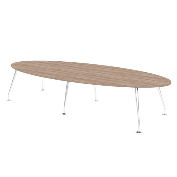 SPIRE OVAL OFFICE TABLE