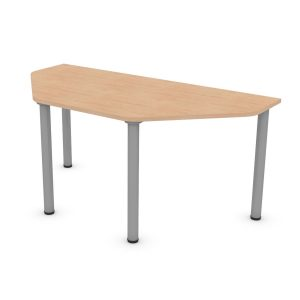 OFFICE TABLE D-END