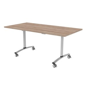 TILT TOP RECTANGULAR OFFICE TABLE