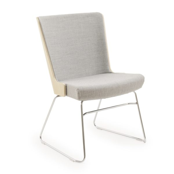 HEYDON BIRCH BACK OFFICE CHAIR (NO ARMS)