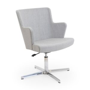 HEYDON FULLY UPHOLSTERED OFFICE ARMCHAIR
