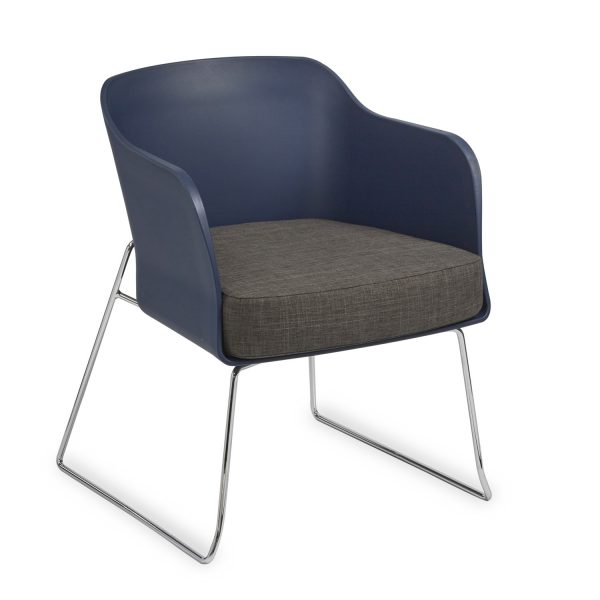 HOLT OFFICE CHAIR - CANTILEVER FRAME