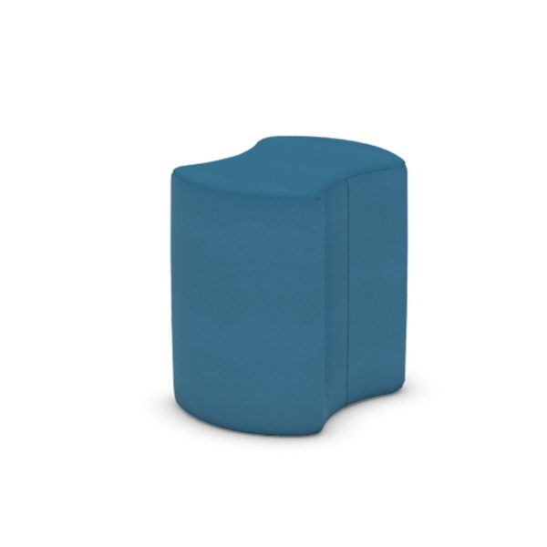 SOFT SEATING DOUBLE BITE STOOL