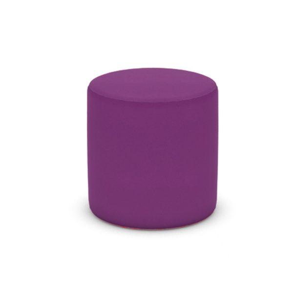 SOFT SEATING CIRCULAR STOOL