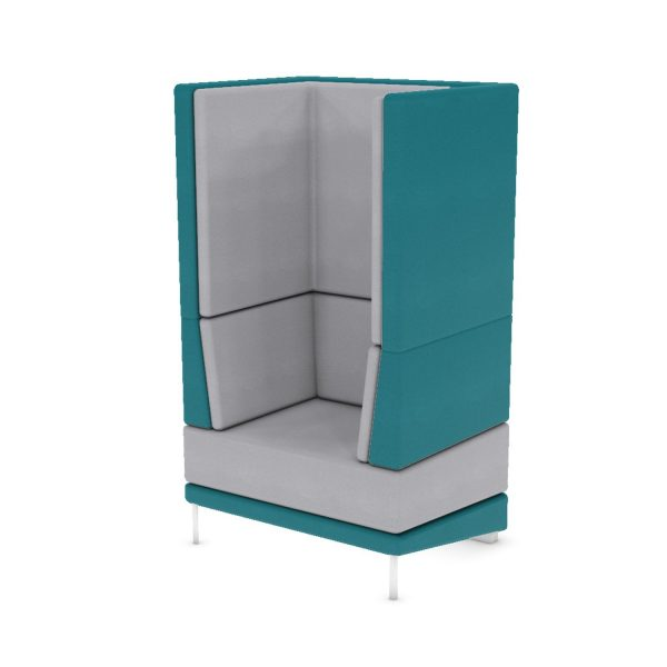 SOFT SEATING MOUNT SINGLE BOOTH