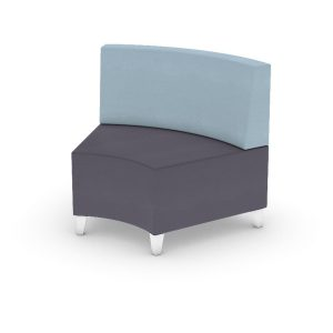 SOFT SEATING RAPID 45 DEGREE SEATING UNIT